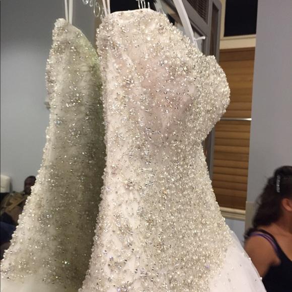 Kleinfeld Wedding Gown